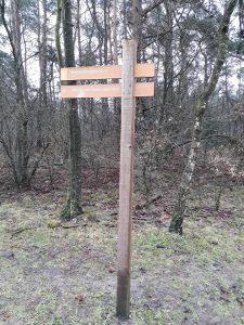 Wandelroute Kootwijkerzand